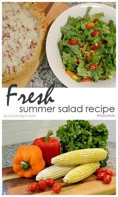 Fresh Summer Salad R