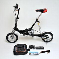 Velomini Folding Electric Bicycle