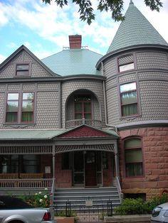 Addam's House - Deadwood, South Dakota