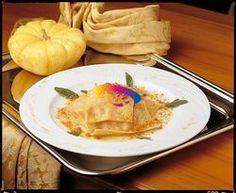 Ravioli di zucca al burro e salvia con amaretti. Ecco la ricetta…