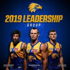 we're sticking with a winning formula. Shannon Hurn will skipper the club again, with JK & Boots staying on as vice captains. 🔗 in story West Coast Eagles, Leadership, Club, Instagram, Board, Football, Group, Awesome, Soccer