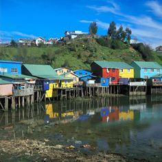 case tipiche -Cile