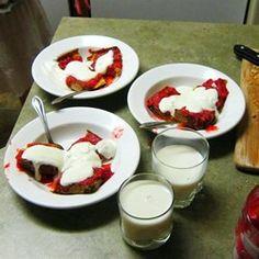 Petra's Strawberry Shortcake Allrecipes.com