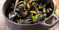 From #mussels to melons, check out the great #grocery bargains offered in August.