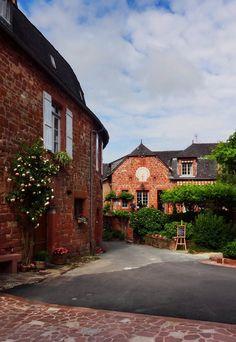 Collonges-la-Rouge ~ Limousin ~ Corrèze ~ France