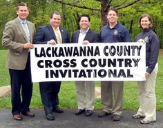 The annual Lackawanna County Commissioners Cross County Invitational Race will be held on Saturday, September 14, 2013, from 9 a.m. to noon at McDade Park, Scranton. The race features high school runners from three states competing in varsity and JV divisions.