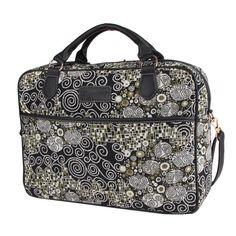 """Signare mallette sac ordinateur portable tapisserie 15.6"""" mode dames Gustav Klimt Kiss (le baiser): Amazon.fr: Chaussures et Sacs"""