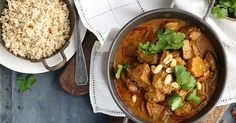 """""""This modified version of a Massaman curry was Mum's way of taking her favourite elements from Thai, Nonya and Indian recipes to make a simple curry that she could whip up during the week."""" - Sophie West"""