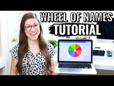 Wheel of Names Tutorial + 4 Ways to Use it in Your Classroom TODAY! - YouTube