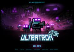 Ultratron Coming to PlayStation in Early 2015 - http://videogamedemons.com/news/ultratron-coming-to-playstation-in-early-2015/