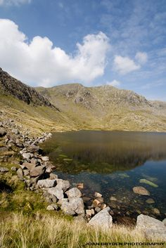 Levers Water, Coniston, the Lake District, Cumbria