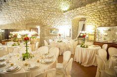 Indoor rustic wedding venue ideas. For more inspiration check out www.smartgroom.com #weddingvenue #weddingdecor #weddinginspiration