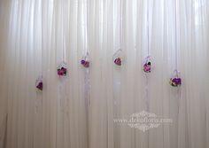 Fioletowa dekoracja sali wesele Nysa opolskie Belly Button Rings, Backdrops, Wedding, Valentines Day Weddings, Belly Rings, Backgrounds, Weddings, Marriage, Belly Button
