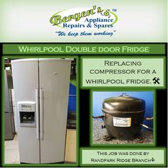 Domestic Appliance Repairs and Spares is our specialty - We keep them working. We aim to repair domestic appliances with the utmost sense of urgency and professionalism, creating community based service outlets in the form of franchises. Appliance Repair, Appliance Parts, Bergen, Clean Fridge, Home Automation, Double Doors, Keurig, Instagram, Clean Refrigerator