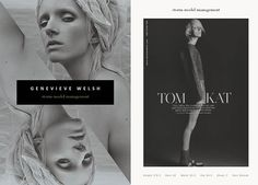 LFW S/S 2015 STORM SHOW PACKAGE - GENEVIEVE WALSH