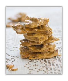 Salted Peanut Honeycomb