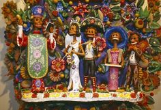 The celebration almost ended… for good. | 13 Things You May Not Have Known About The Day Of The Dead