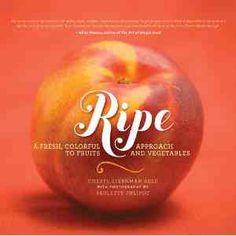 Favorite cookbooks at WhatsGabyCooking.com LOVE Ripe!