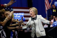 """Democratic presidential candidate Hillary Clinton speaks at a """"Get Out the Vote"""" rally for historically black colleges and universities, at South Carolina State University in Orangeburg, S.C., Friday, Feb. 26, 2016.  COLUMBIA, SC — Hillary Clinton trounced her rival Bernie Sanders in South Carolina Saturday"""