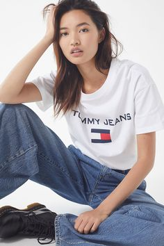 bf1aa00d 10 Best Tommy Hilfiger images   Tommy hilfiger outfit, Clothing ...