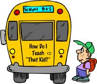 "Classroom Management - ""How Do I Teach With That Kid in My Class?"""