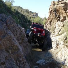 12/27/16 Elvis Trail & Box Canyon, Florence Junction - Offroad Passport Community Forum