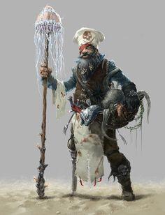 Pirate Cook by Roman Cherepov   Fantasy   2D   CGSociety