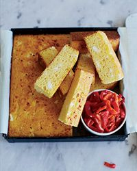 Corn Bread for Khrushchev Recipe