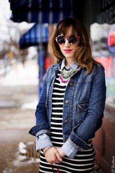 As queridinhas Jaquetas Jeans …