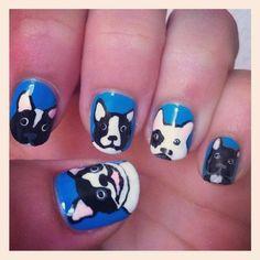 Dog nails :):)