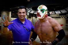 La empresa de Triple A celebra sus 25 años y su evento principal en Triplemanía XXV será una lucha de apuesta de máscaras con Psycho Clown y Dr. Wagner...