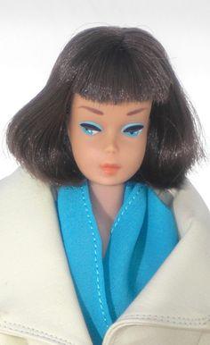 Vintage Long Hair American Girl