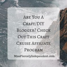 During my search for out of the ordinary affiliate programs, I ran across an interesting company that offers an affiliate payout for crafts…