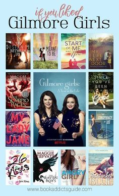 If you like Gilmore Girls, check out these 12 YA reads Young adult books for fans of Gilmore Girls YA books to read YA reading list Rory Gilmore, Gilmore Girls Books, Ya Books, I Love Books, Good Books, Books For Teens, Best Teen Books, Young Adult Books, Books To Read For Women
