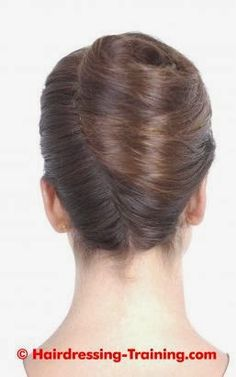 Perfectly Imperfect Beauty: How To Do A French Pleat | World Of Hairdressing