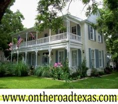 The Carriage House B&B in Fredericksburg, Texas is a cozy bed and breakfast that consists of The Main House, The Cottage, The Loft, and Creek Street Cottage, each offering unique accommodations to experience all the biking, fishing, antiquing, golfing hunting and other activities of the Fredericksburg area. http://www.bnbfinder.com/Texas/Fredericksburg/Bed-and-Breakfast/Listing/21977/Carriage_House_Fredericksburg