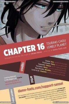 Tsubaki-chou Lonely Planet 16 - Read Tsubaki-chou Lonely Planet 16 Online - Page 1