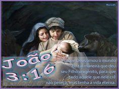 FILHO UNIGENITO - JOAO 3:16
