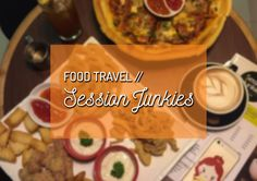 My very first visit to Session Junkies! :D #FoodTravel #food #foodie #foodblogger #culinary #surabaya #KulinerSby