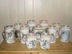 Norgesglass Mason Jars, Mason Jar, Glass Jars, Jars