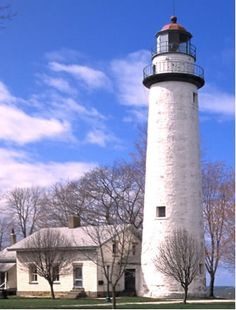 The Jewel of Huron County, Pointe aux Barques Lighthouse