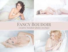 Fancy Boudoir photo overlays are great for boudoir pictures. This overlays set includes Sparkle Mist, Fume, Bokeh & Color textures. Style amazing scenes with fancy atmosphere.