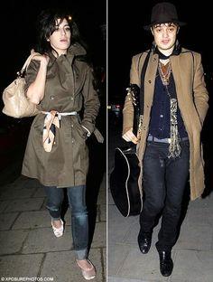 Amy Winehouse & Pete Doherty