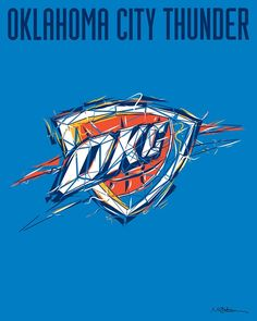 OKC fans. Show your love for the Thunder by adding on of our art pieces to your walls. Shop our full NBA collection at rareink.com