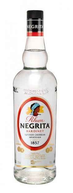 Negrita White Rhum 37,5% 100cl