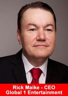 G1E, CEO, Rick Maike