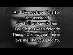 Ed Sheeran- Drunk (Lyrics) feelinlove 16Apr'14