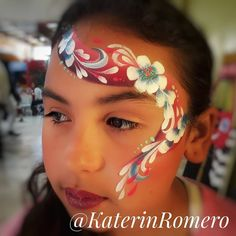 78 Likes, 0 Comments - katerin Romero (@katerinface_art) on Instagram #facepaintingbooth