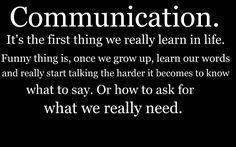 Why do people make communication so hard?