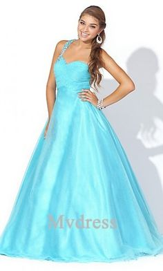 Quinceanera Dresses#Princess #One-Shoulder #Dress #Long Dress